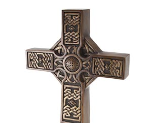 Outdoor Memory Cross Display