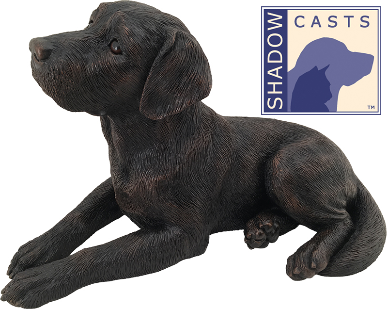 Labrador Retriever Urn