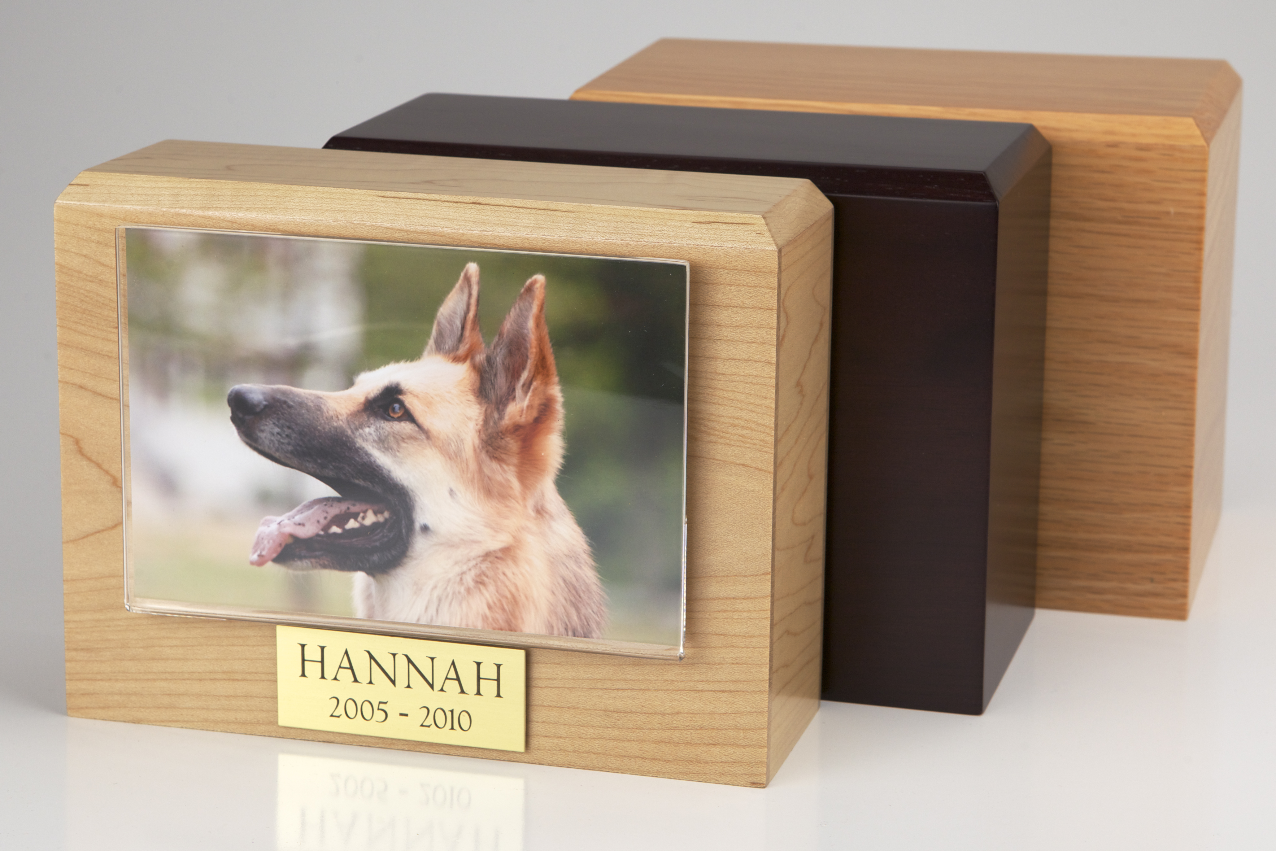 Photo Urn - X Large - 4 x 6 photo holder