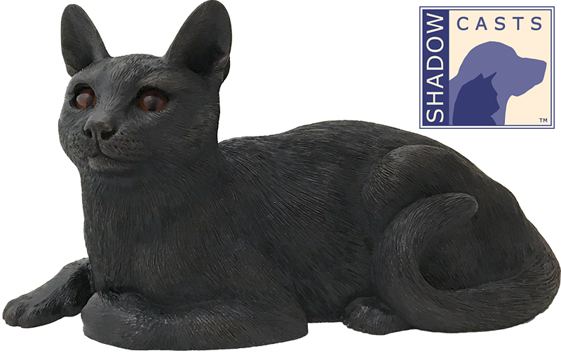 Short-haired Cat Urn