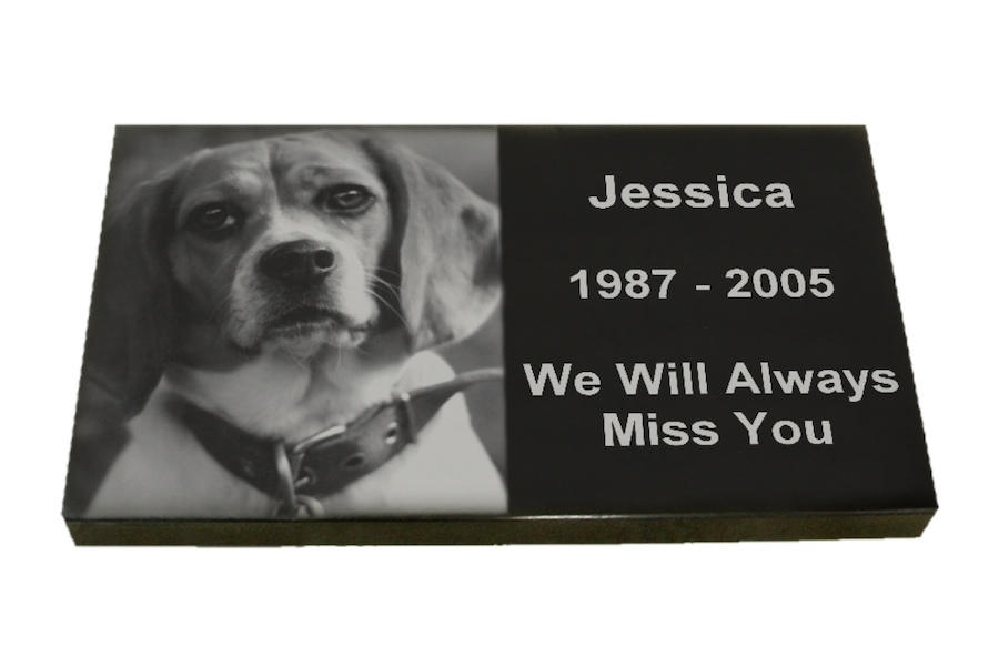 Laser Etched Marker - Large