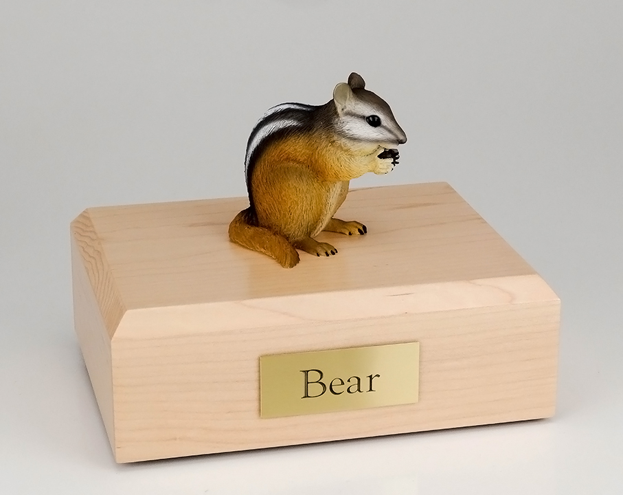 Chipmunk - Figurine Urn
